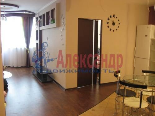2-комнатная квартира (80м2) в аренду по адресу Дачный пр., 24— фото 13 из 17