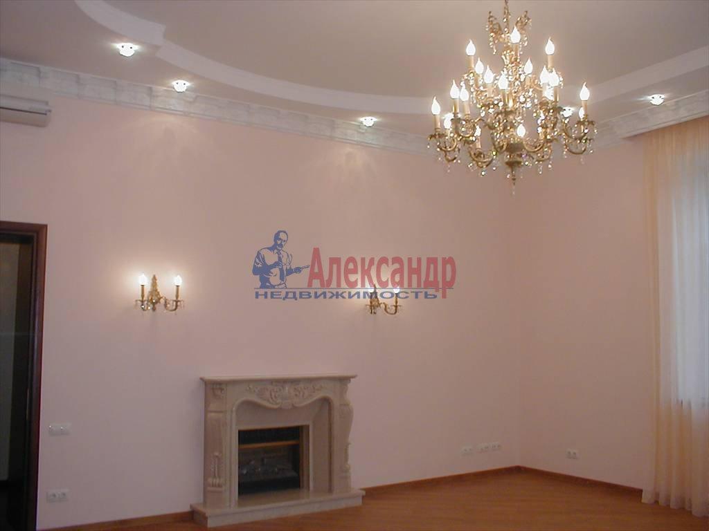 5-комнатная квартира (180м2) в аренду по адресу Пушкинская ул., 19— фото 10 из 14