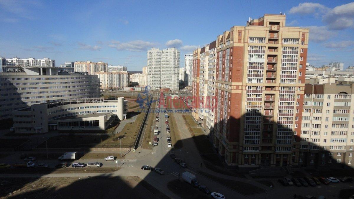 2-комнатная квартира (72м2) в аренду по адресу Лыжный пер., 4— фото 1 из 9