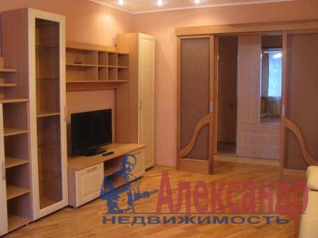 3-комнатная квартира (80м2) в аренду по адресу Звездная ул., 11— фото 3 из 17