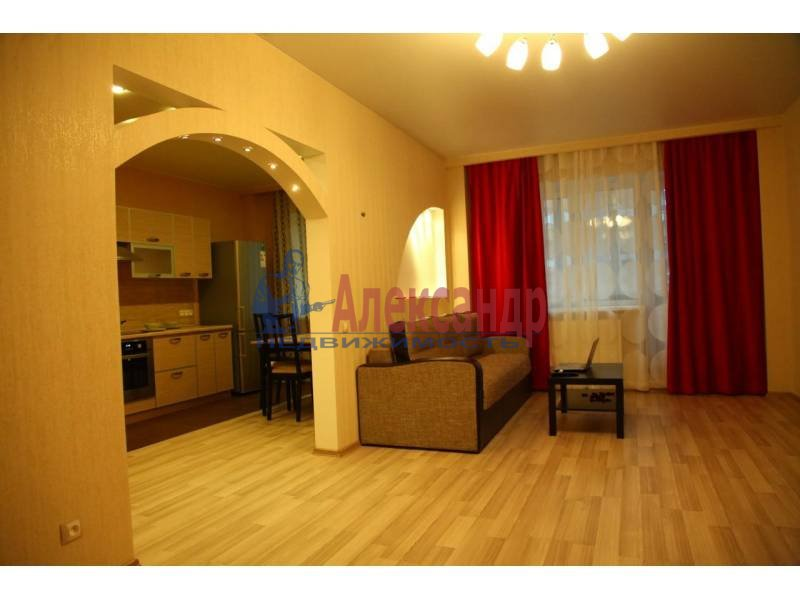 2-комнатная квартира (88м2) в аренду по адресу Передовиков ул., 9— фото 2 из 5