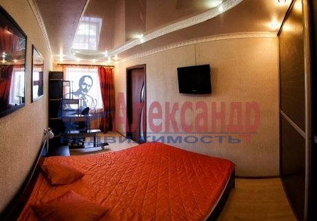 2-комнатная квартира (60м2) в аренду по адресу Бадаева ул., 6— фото 4 из 5