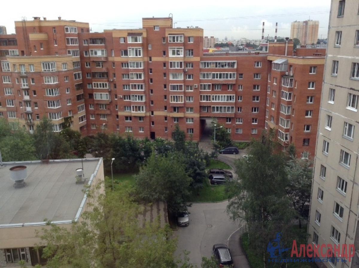 2-комнатная квартира (55м2) в аренду по адресу Гаккелевская ул., 27— фото 18 из 18