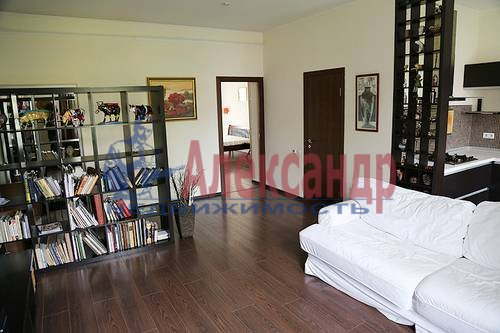 2-комнатная квартира (79м2) в аренду по адресу Энгельса пр., 93— фото 3 из 6