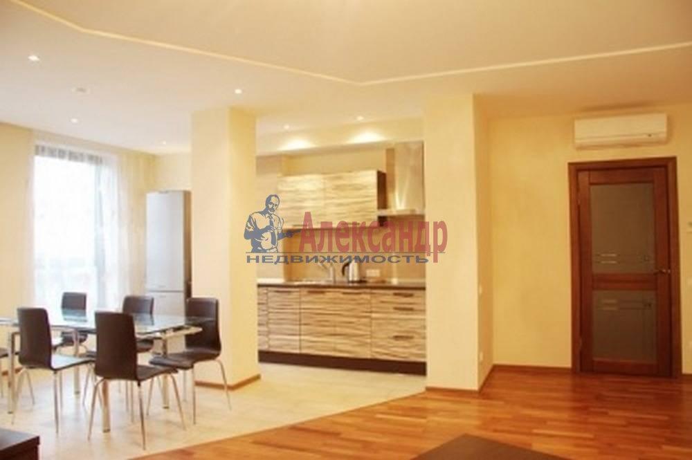 3-комнатная квартира (146м2) в аренду по адресу Малый пр., 16— фото 1 из 13