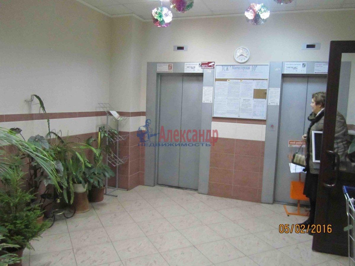 1-комнатная квартира (50м2) в аренду по адресу Манчестерская ул., 10— фото 10 из 10