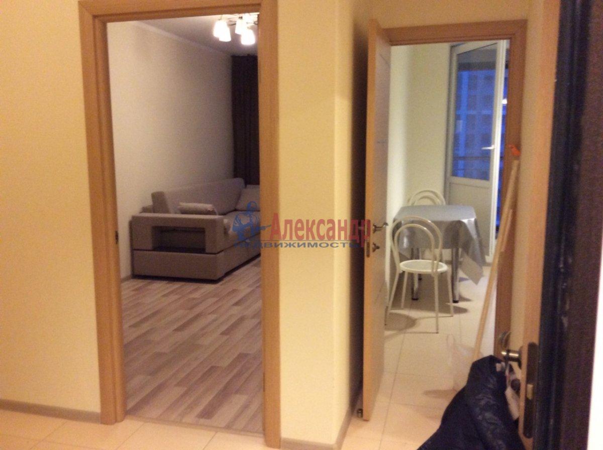 1-комнатная квартира (42м2) в аренду по адресу Петергофское шос., 57— фото 9 из 9