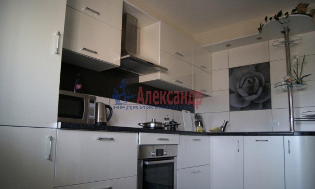 1-комнатная квартира (40м2) в аренду по адресу Богатырский пр., 3— фото 2 из 3