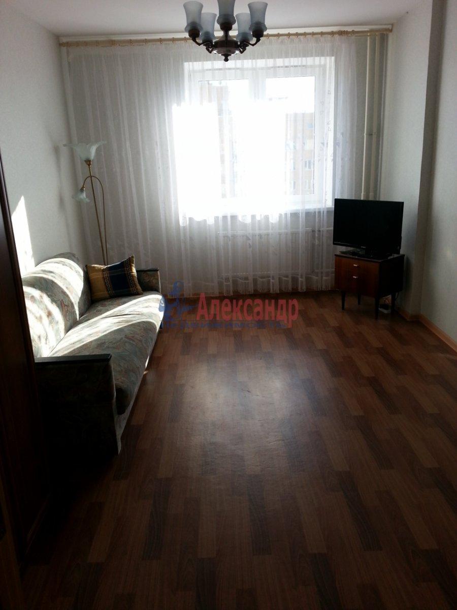 1-комнатная квартира (37м2) в аренду по адресу Парголово пос., Валерия Гаврилина ул., 3— фото 10 из 11