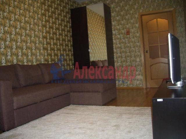 1-комнатная квартира (39м2) в аренду по адресу Просвещения пр., 9— фото 3 из 4