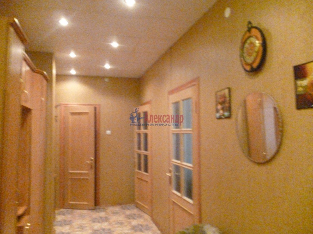 2-комнатная квартира (68м2) в аренду по адресу Комендантский пр., 12— фото 17 из 18