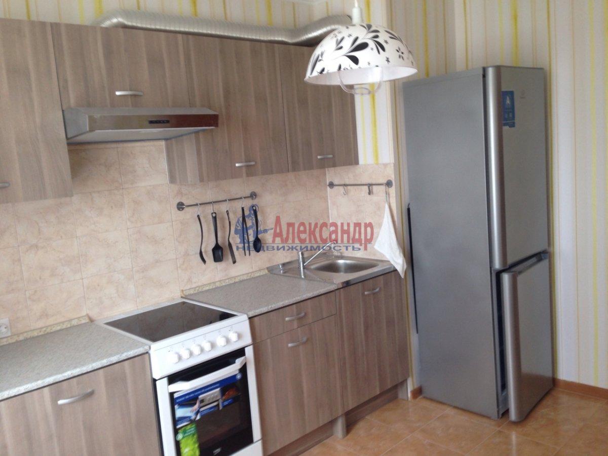 1-комнатная квартира (39м2) в аренду по адресу Парголово пос., Федора Абрамова ул., 16— фото 4 из 11