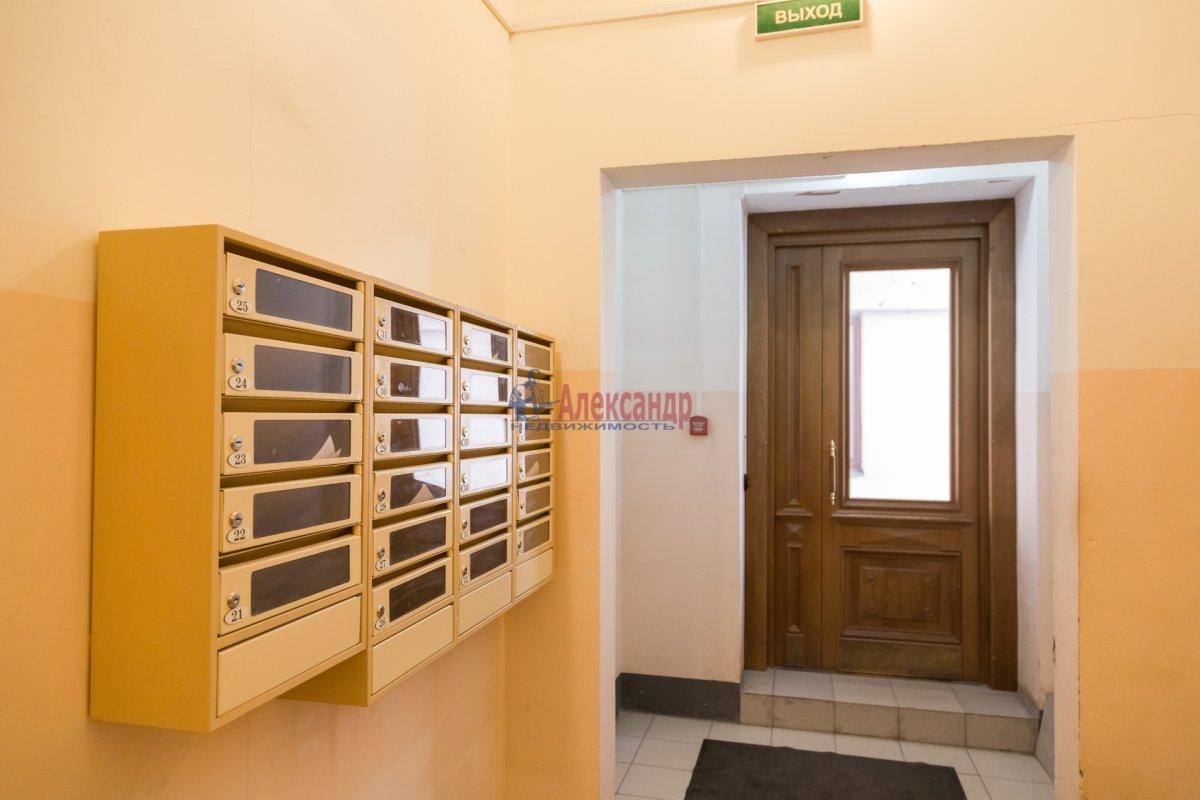 3-комнатная квартира (108м2) в аренду по адресу Введенская ул., 21— фото 20 из 25
