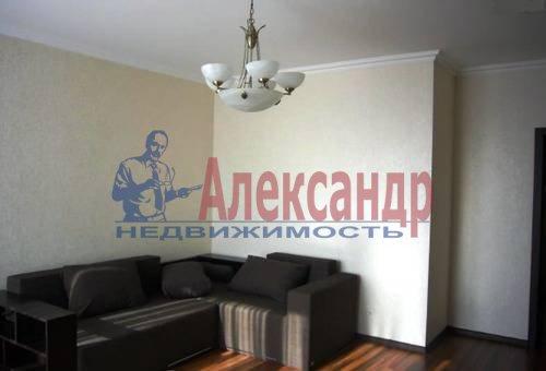 1-комнатная квартира (52м2) в аренду по адресу Большой Сампсониевский просп., 51— фото 4 из 5