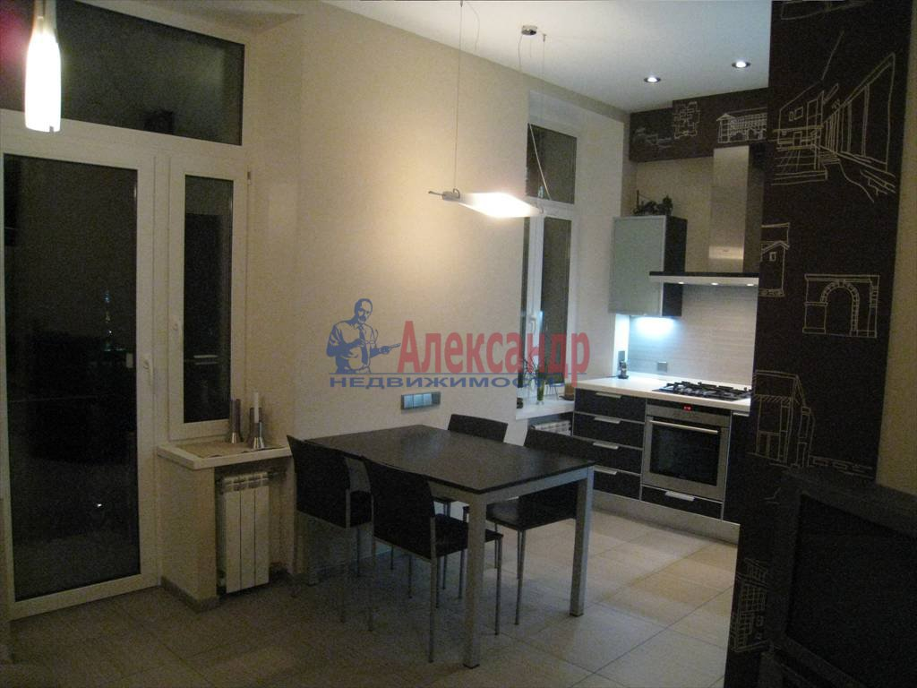 2-комнатная квартира (54м2) в аренду по адресу Московский просп., 145— фото 1 из 5