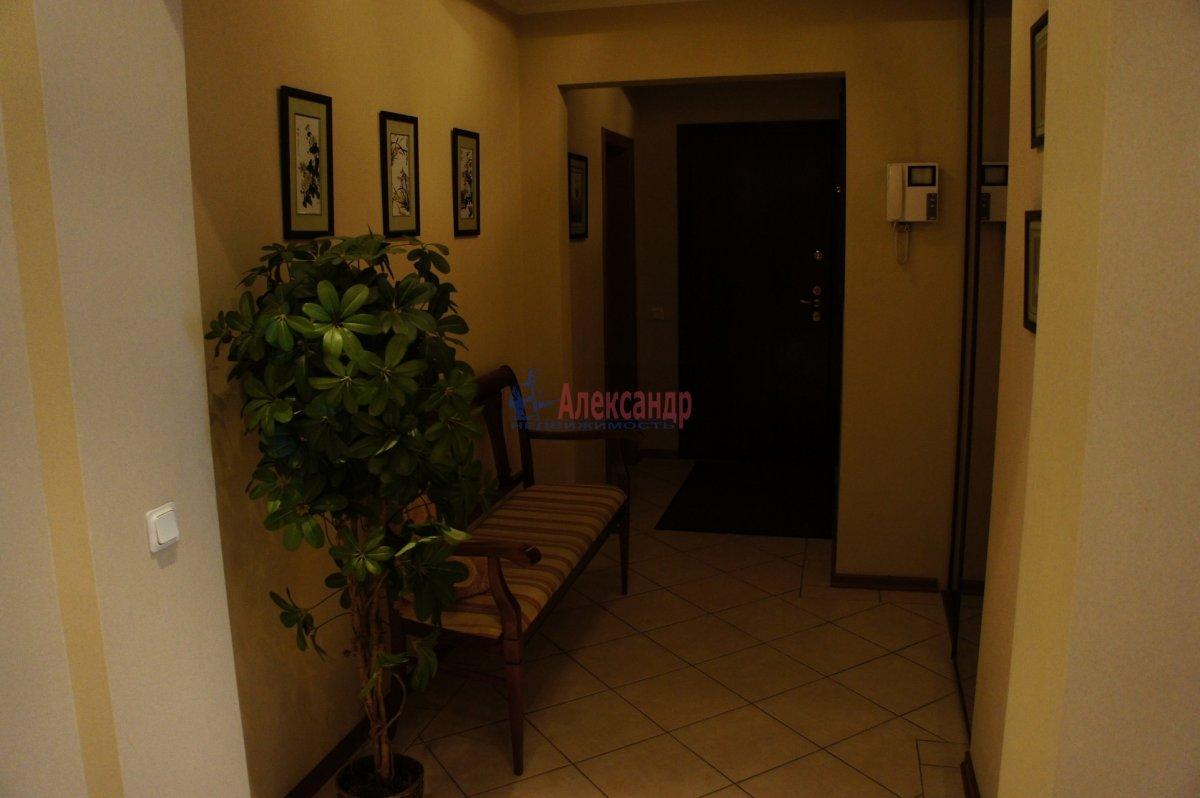 5-комнатная квартира (202м2) в аренду по адресу Дачный пр., 24— фото 24 из 25