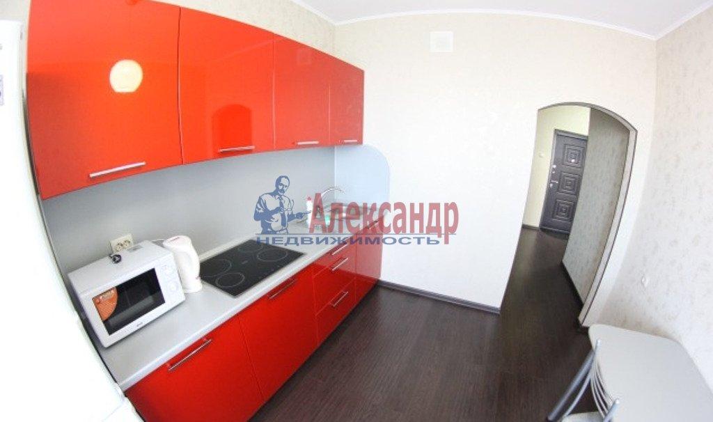 1-комнатная квартира (34м2) в аренду по адресу Обуховской Обороны пр., 195— фото 3 из 5