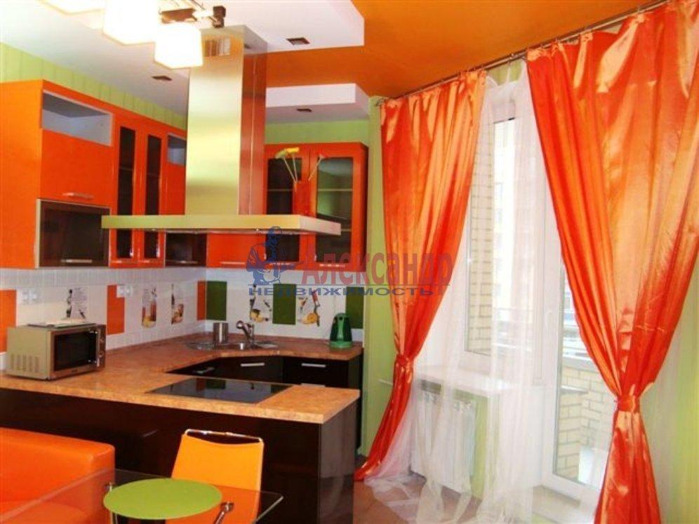 1-комнатная квартира (35м2) в аренду по адресу Херсонская ул., 2— фото 1 из 3