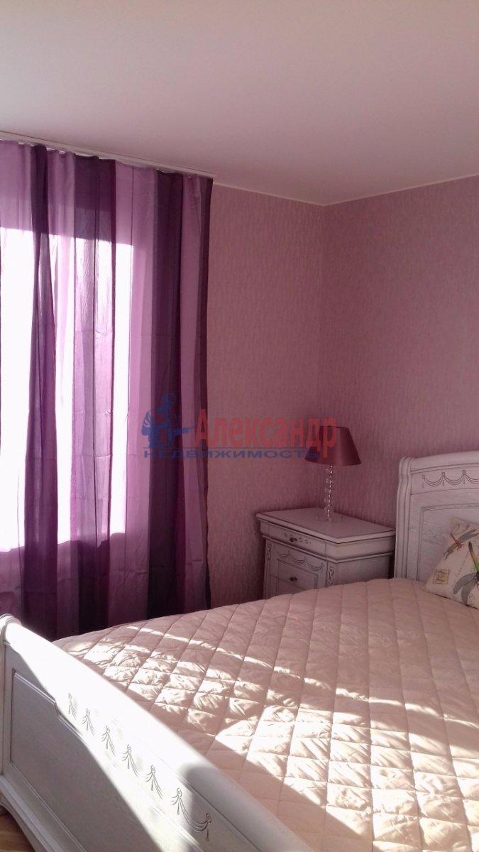 2-комнатная квартира (55м2) в аренду по адресу Манчестерская ул., 12— фото 2 из 6