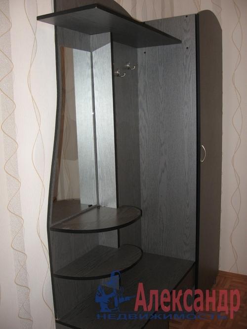 1-комнатная квартира (40м2) в аренду по адресу Комендантский пр., 13— фото 5 из 6