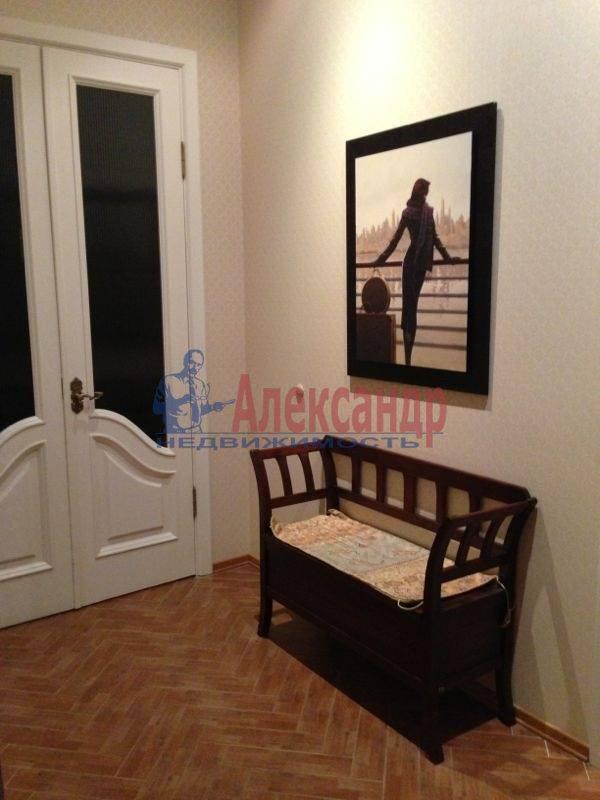 3-комнатная квартира (145м2) в аренду по адресу Каменноостровский пр., 73-75— фото 7 из 11