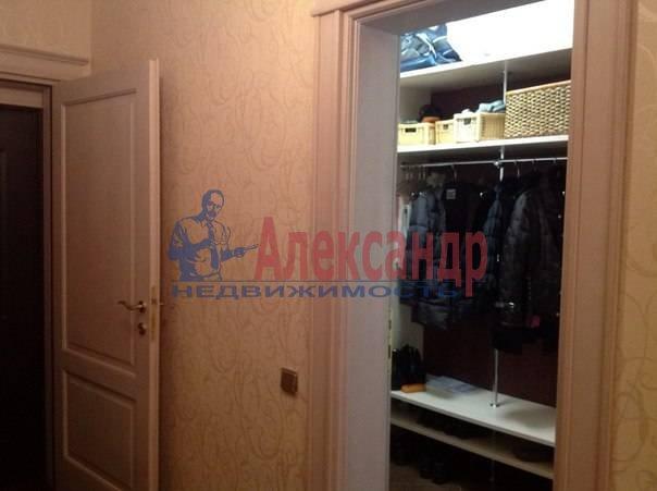 3-комнатная квартира (97м2) в аренду по адресу Луначарского пр., 21— фото 4 из 12