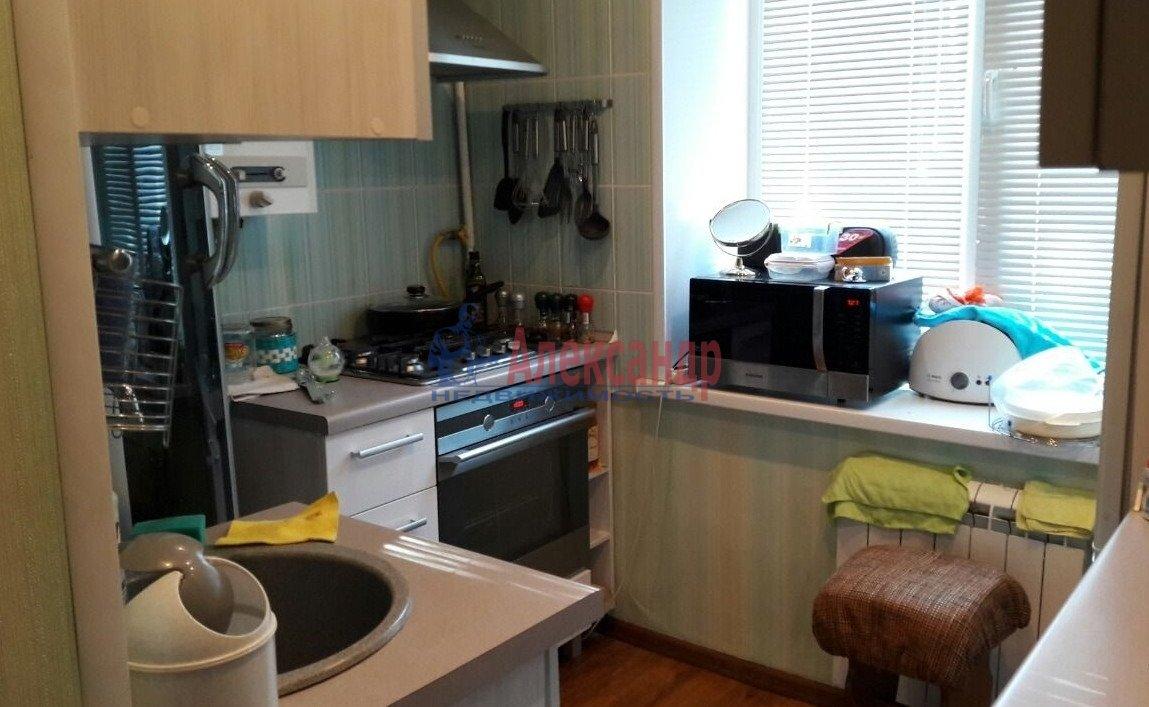 2-комнатная квартира (65м2) в аренду по адресу 1 Муринский пр., 94— фото 4 из 9