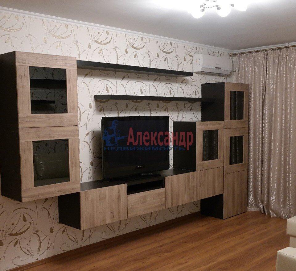 1-комнатная квартира (43м2) в аренду по адресу Юрия Гагарина просп., 14— фото 3 из 10