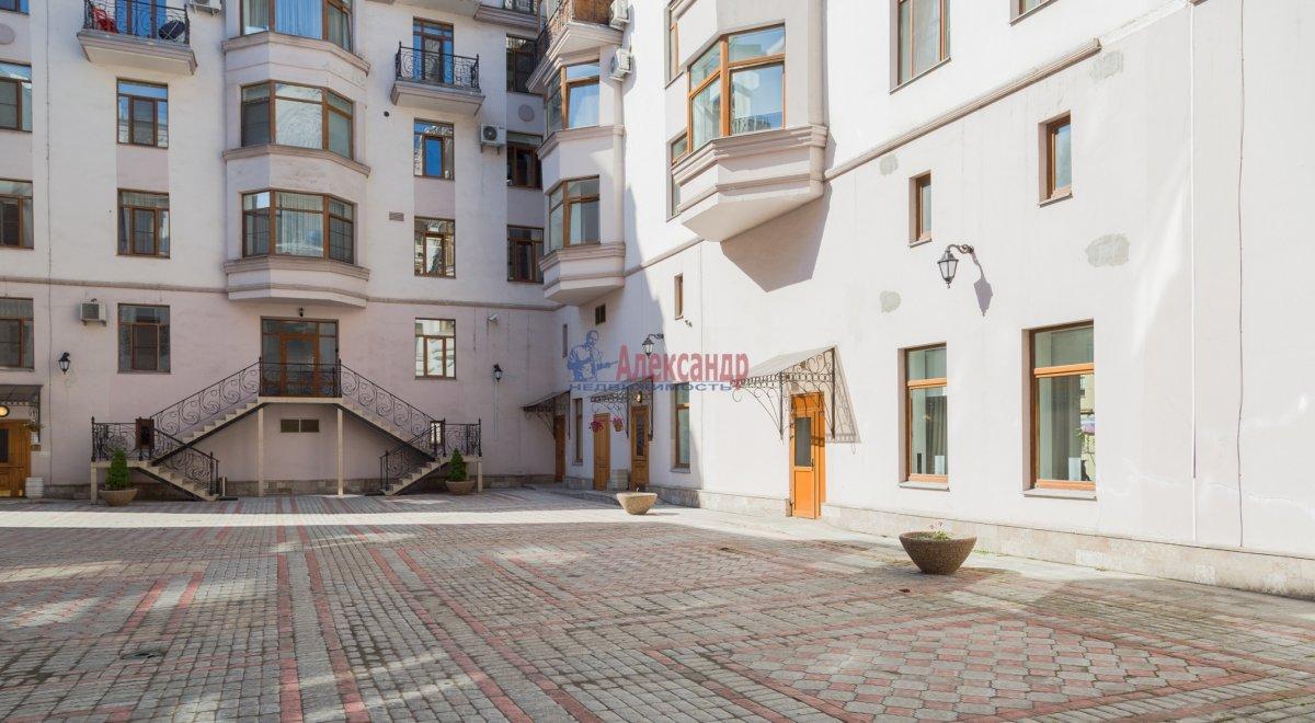 3-комнатная квартира (108м2) в аренду по адресу Введенская ул., 21— фото 22 из 25
