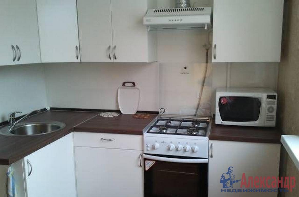 1-комнатная квартира (36м2) в аренду по адресу Гранитная ул., 58— фото 2 из 3