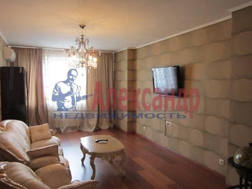 3-комнатная квартира (120м2) в аренду по адресу Сизова пр., 21— фото 14 из 15