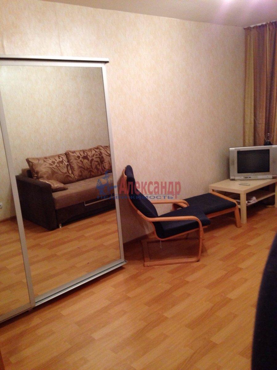 1-комнатная квартира (38м2) в аренду по адресу Парголово пос., Федора Абрамова ул., 16— фото 7 из 7