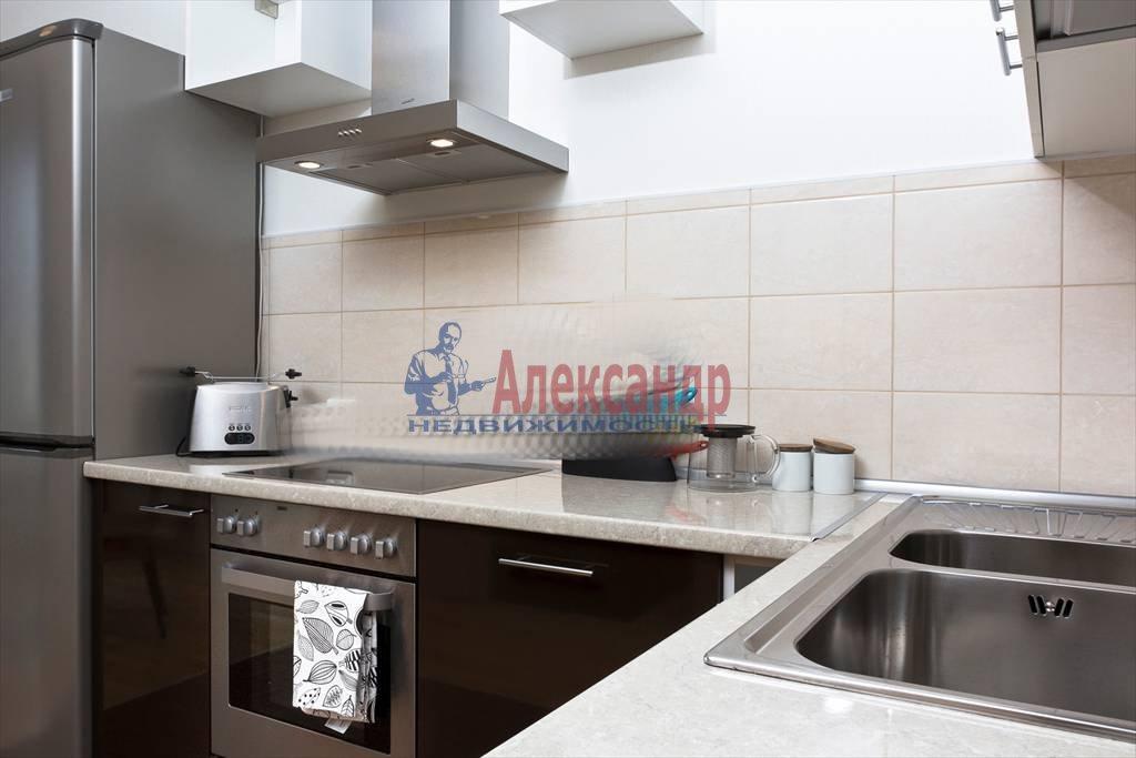 1-комнатная квартира (45м2) в аренду по адресу Чернышевского пр., 4— фото 3 из 10