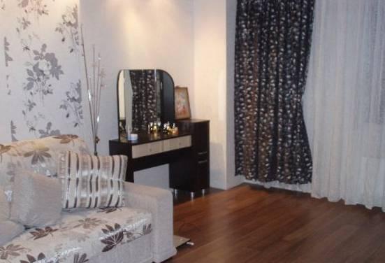 1-комнатная квартира (45м2) в аренду по адресу Выборгское шос., 17— фото 1 из 2
