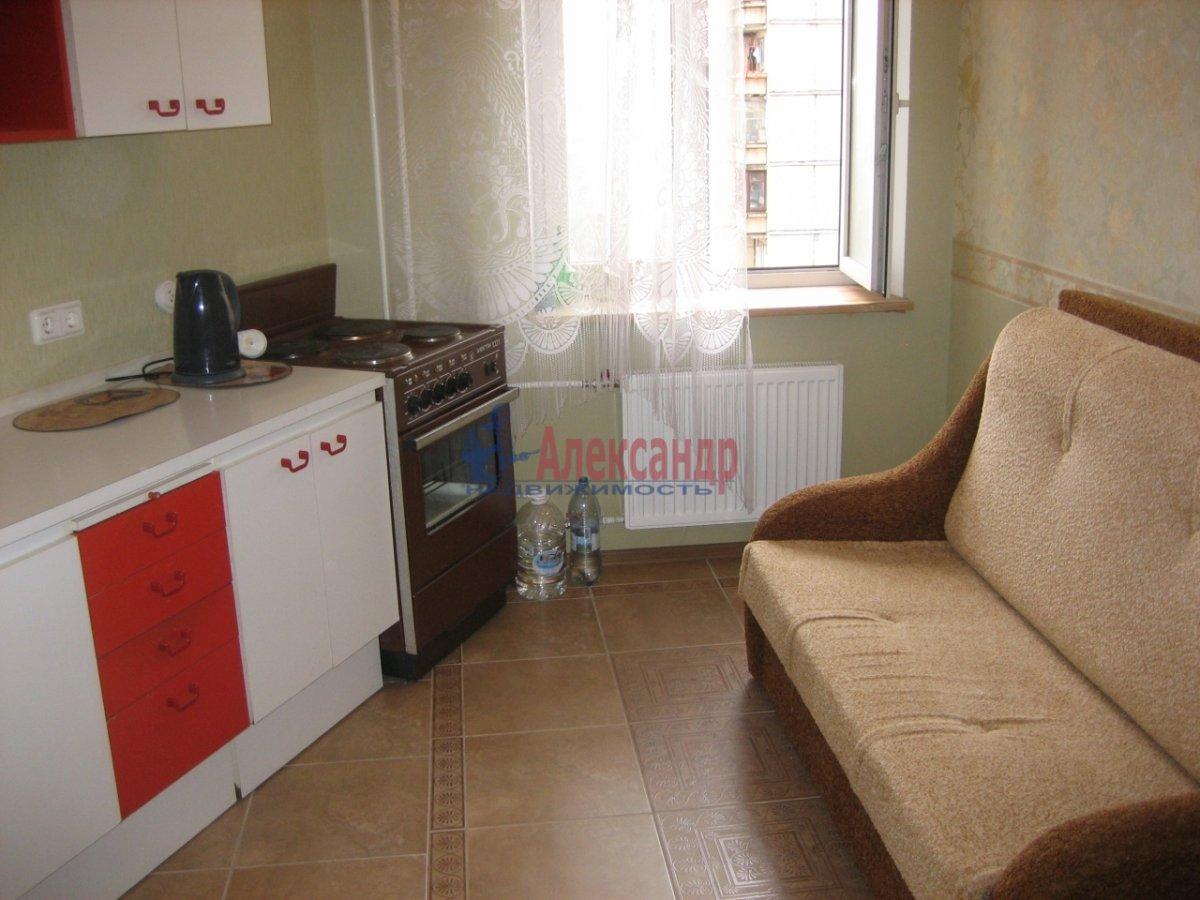 1-комнатная квартира (36м2) в аренду по адресу Октябрьская наб., 124— фото 3 из 5