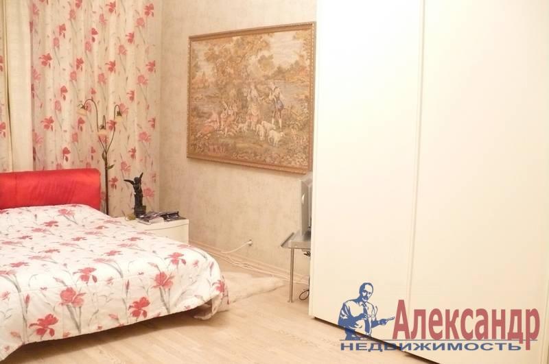 4-комнатная квартира (175м2) в аренду по адресу Кронверкская ул., 29/37— фото 2 из 10