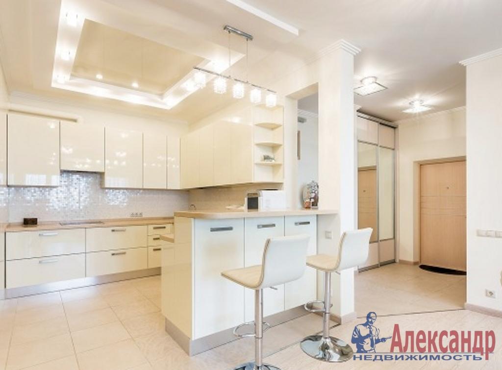 3-комнатная квартира (137м2) в аренду по адресу Рюхина ул., 12— фото 3 из 6
