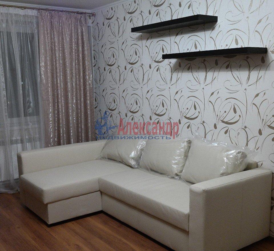 1-комнатная квартира (43м2) в аренду по адресу Юрия Гагарина просп., 14— фото 5 из 10