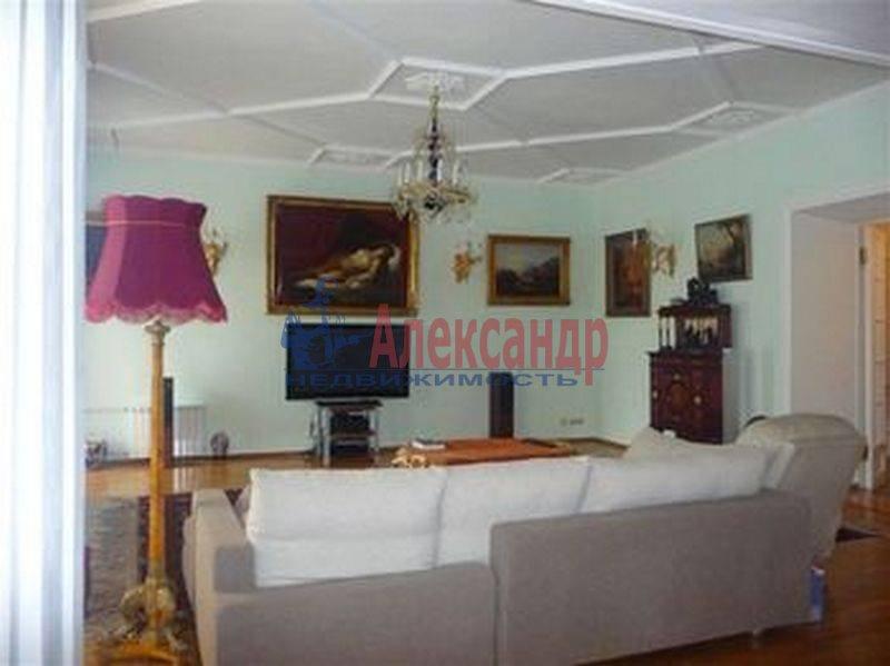 7-комнатная квартира (380м2) в аренду по адресу Каменноостровский пр., 75— фото 3 из 8
