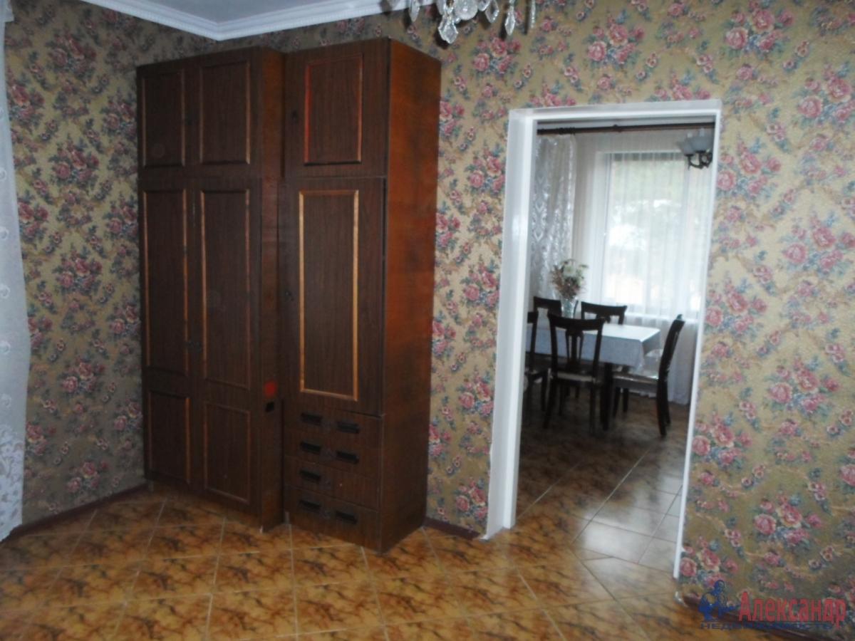 1-комнатная квартира (39м2) в аренду по адресу Бабушкина ул., 105— фото 5 из 5