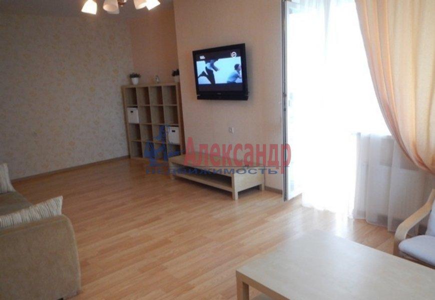 3-комнатная квартира (72м2) в аренду по адресу Славы пр., 51— фото 4 из 5