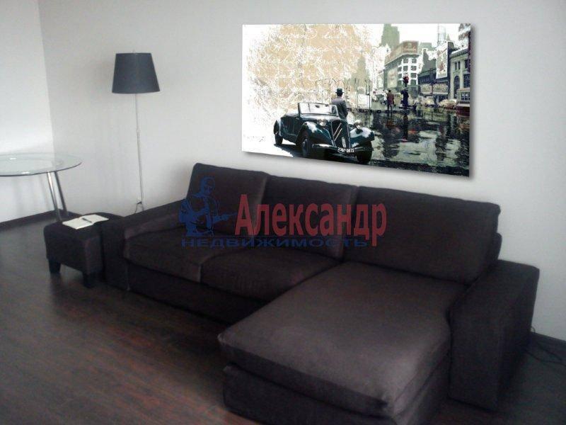 3-комнатная квартира (96м2) в аренду по адресу Ленинский пр., 114— фото 1 из 5