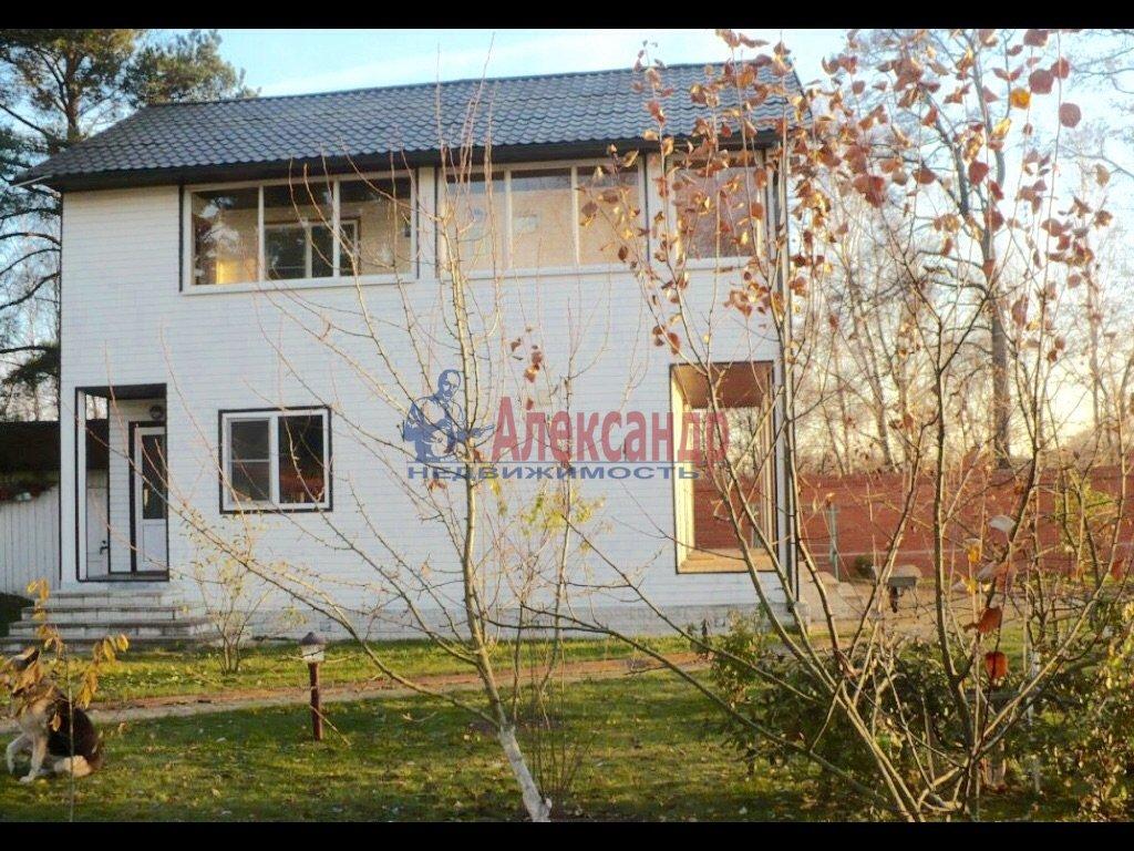 Дом (100м2) в аренду — фото 1 из 12