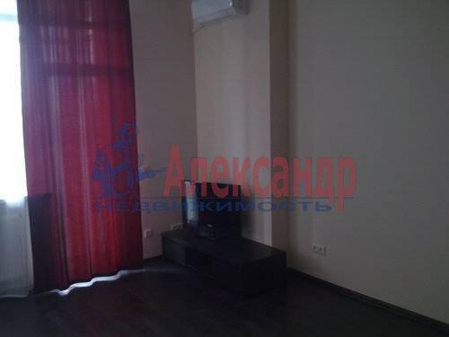 1-комнатная квартира (40м2) в аренду по адресу Матроса Железняка ул., 57— фото 7 из 7