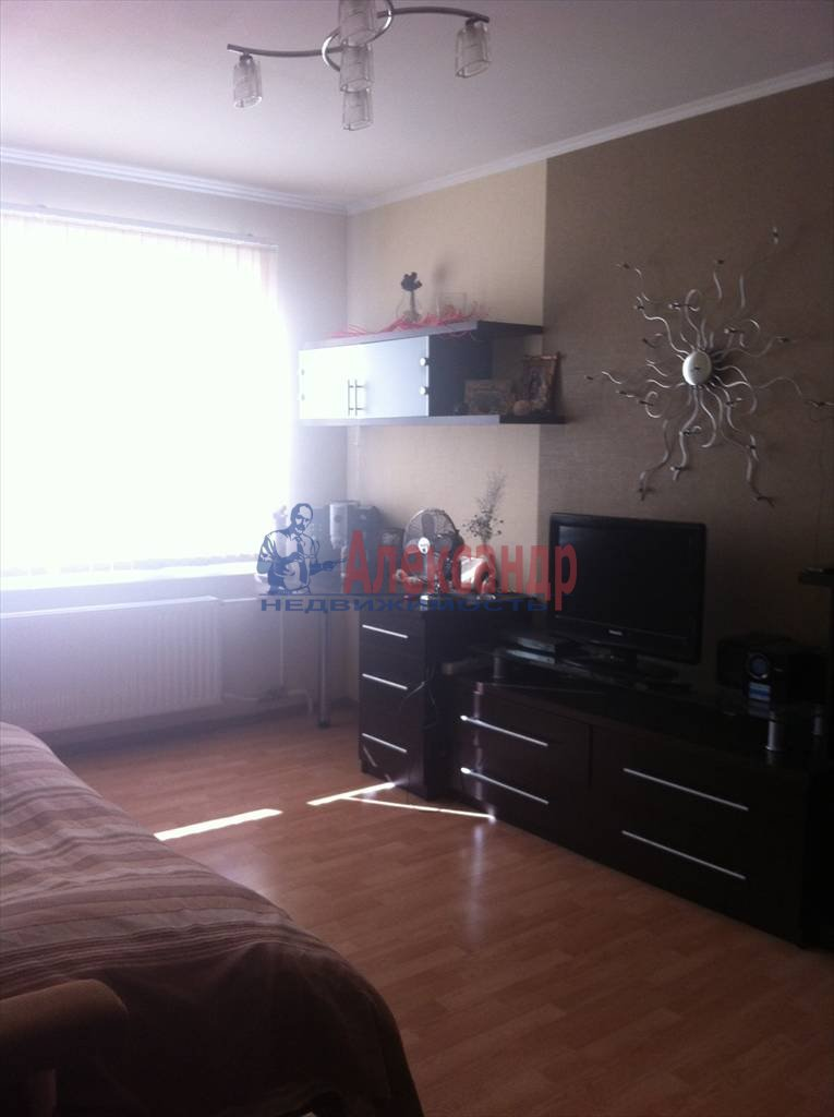 1-комнатная квартира (40м2) в аренду по адресу Маршала Захарова ул., 56— фото 7 из 8