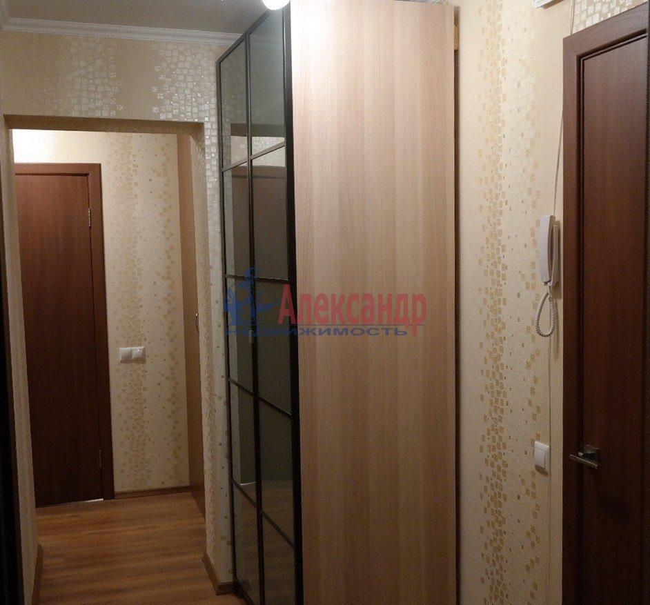 1-комнатная квартира (43м2) в аренду по адресу Юрия Гагарина просп., 14— фото 7 из 10