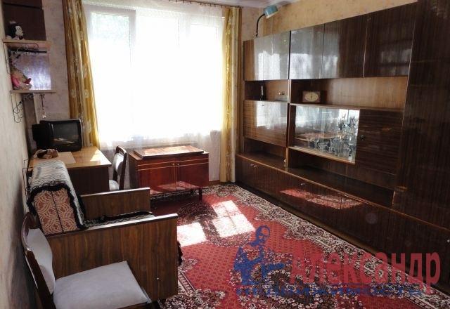 1-комнатная квартира (31м2) в аренду по адресу Дальневосточный пр., 80— фото 1 из 4