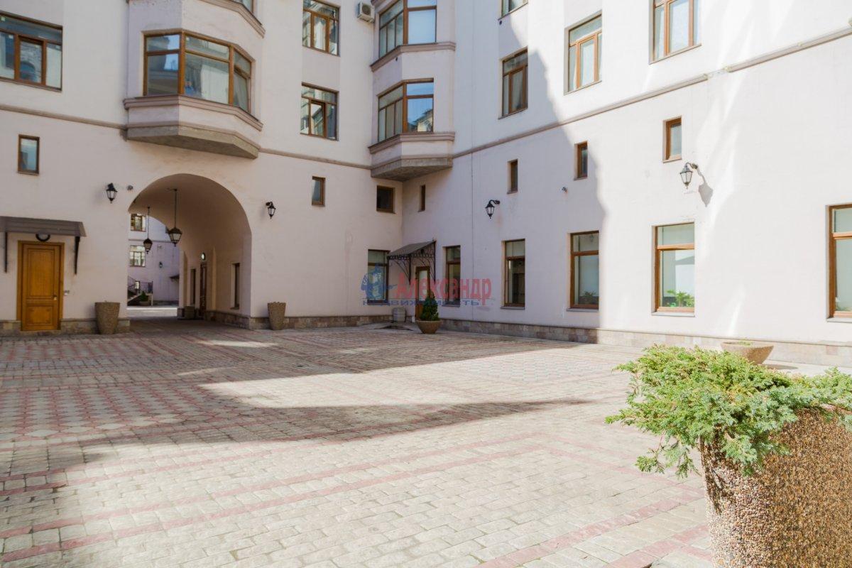3-комнатная квартира (108м2) в аренду по адресу Введенская ул., 21— фото 25 из 25