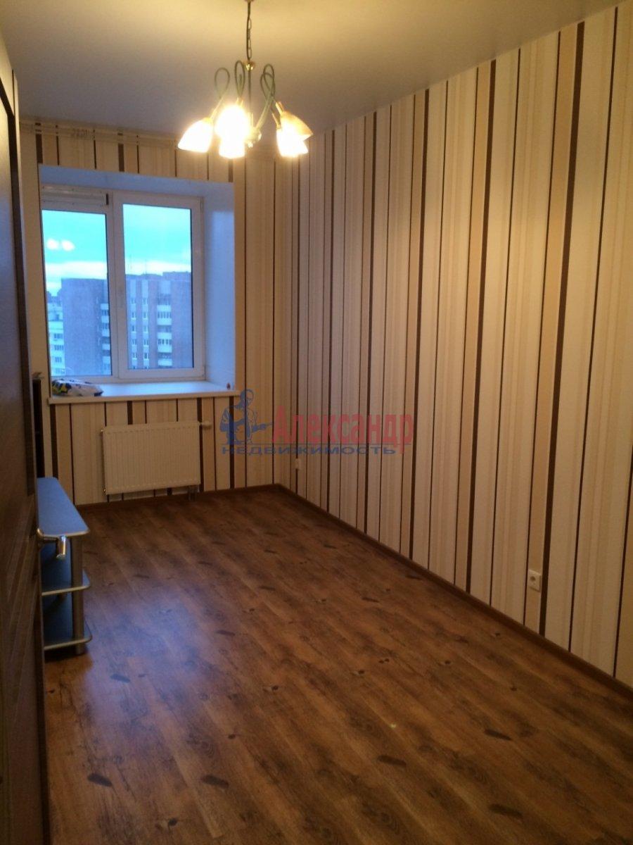 2-комнатная квартира (69м2) в аренду по адресу Просвещения пр., 15— фото 4 из 10