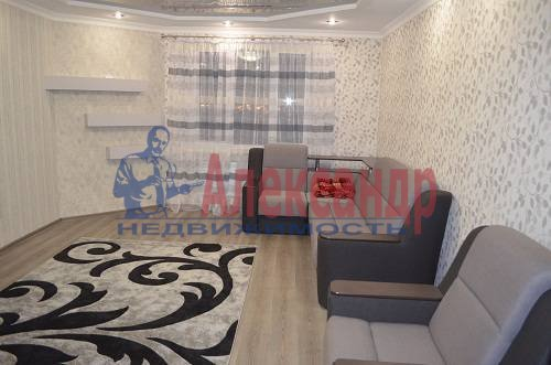 2-комнатная квартира (69м2) в аренду по адресу Петергофское шос., 59— фото 3 из 7